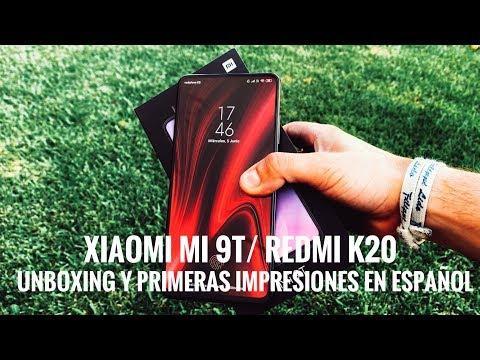 Xiaomi Mi 9T / Redmi K20 Unboxing en Español - Mejor de lo que Pensaba