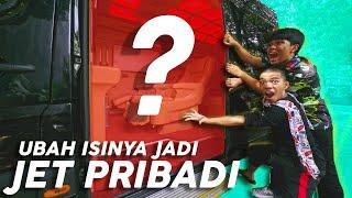 Video Part 3 Hadiah Mobil Buat Ortu, Dirombak Jadi Jet Pribadi, Modif Habis-Habisan MP3, 3GP, MP4, WEBM, AVI, FLV April 2019