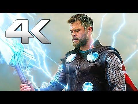 AVENGERS ENDGAME 4K - Full Movie Trailer (2019)