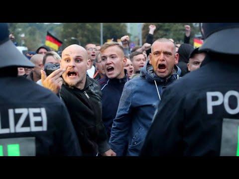 Chemnitz: Woher kommt der Hass bei Demonstrationen?