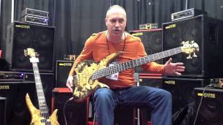 Bass Southwest Surine Basses Roberto Bernardinello Interview