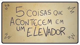 """VEJA O NOVO VÍDEO: """"5 COISAS QUE NÃO SE DEVE FAZER NA HORA H"""" https://www.youtube.com/watch?v=UQG2v9nAj6A-~-~~-~~~-~~-~-SE INSCREVA NO MEU CANAL NOVO: http://bit.ly/MederiContato Profissional: contato@5algumacoisa.com.brNossa página no facebook:http://www.facebook.com/5algumacoisaTwitter:http://www.twitter.com/5algumacoisaCriado por: Mederi Corumbáhttp://www.twitter.com/mederiRoteiro:Juliana Corumbá http://www.instagram.com/ju22martinsVozes:Mederi CorumbáAnimação:Nicknir"""