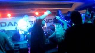 Video Metallica revival Prostějov -- DAMAGE, INC. - Apollo13 - One