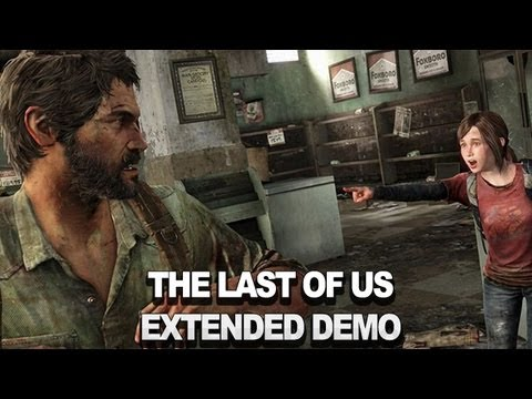 ignentertainment - The Last of Us Extended Demo Check out the behind-closed-doors demo that blew our minds at E3, featuring 15 minutes of gameplay. Subscribe to IGN's channel f...