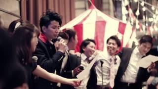 crazy weddingが手掛けるオーダーメイド型 結婚式には、幸せが溢れていた!