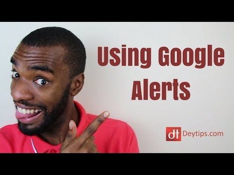 How to use google alerts in your social marketing