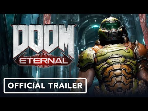 DOOM Eternal: Official Launch Trailer
