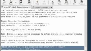 32 Mysql Database Procedures