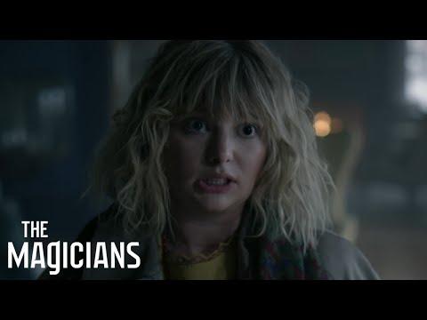 THE MAGICIANS   Season 4, Episode 7: Making Magic   SYFY