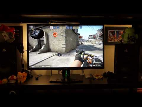 ViewSonic XG2703-GS 165Hz IPS 1440p G-Sync gaming monitor review - By TotallydubbedHD