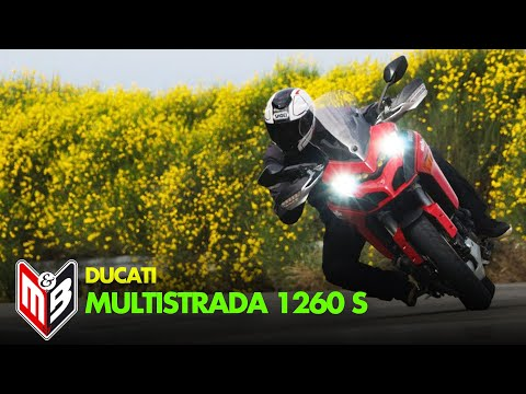 Ducati Multistrada 1260S (English Subtitles)