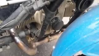 8. 2014 Ural Steering Damper