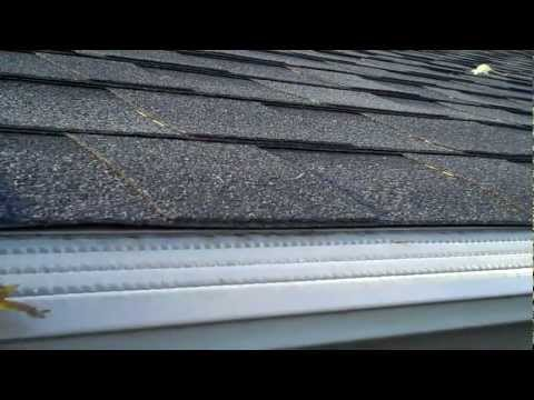North shore eavestroughing gutter and eavestrough repair and leaf guard water test on t rex solutioingenieria Choice Image