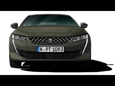 Peugeot 508 SW: Fahrbericht des Kombis in neuer fast  ...