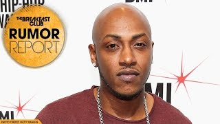 Mystikal Turns Himself For Rape Charge