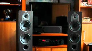 S 426 Home Theater Reviews YouTube video