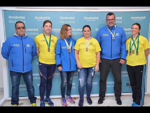 Entrevista Veteran@s Club Atletismo Isla Cristina