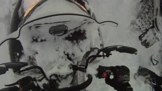 7. Polaris rmk 600 shift Hillclimb
