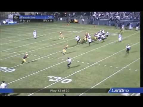 Mike Marboe High School Highlights video.
