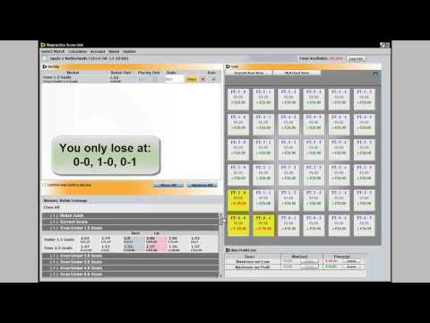 Betting Strategy Over 1.5 & Correct Score (1-0)