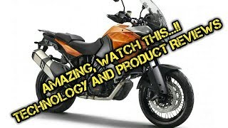 6. The Best of Production KTM 1190 Adventure  Official First Ride Review
