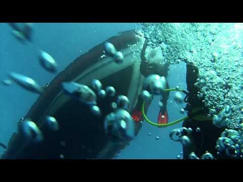 Sortida Submarinisme 8 d'octubre de 2013