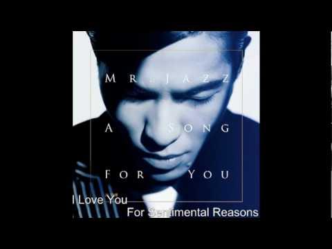 Tekst piosenki Jam Hsiao - I Love You For Sentimental Reasons po polsku