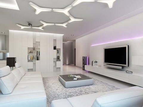 Techos interiores modernos