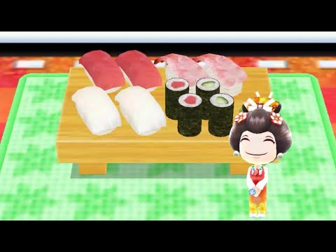Cooking Sushi - Android Gameplay - Cooking Mama Let's Cook #59 - No Commentary