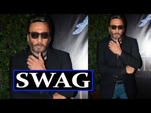 Jackie Shroff's Swag Is Something You Can't Afford