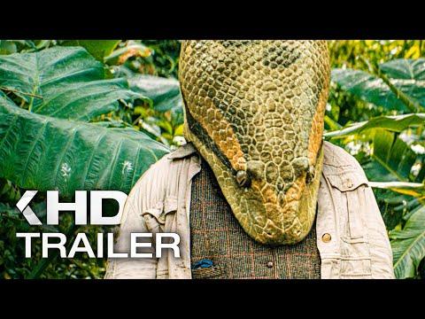 JUMANJI 3: The Next Level Alle Trailer German Deutsch (2019)