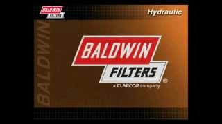 FilterSavvy - Baldwin Filters - Hydraulic Filters 6