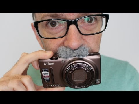 Nikon Coolpix S9500  is it Good for Vlogging ?