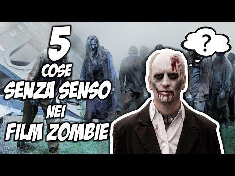5 cose senza senso nei film di zombie