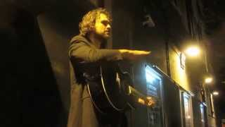 Reverend & The Makers End Their Gig On The Streets Of Camden