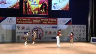 Viertelfinale - World Masters Moskau 2013