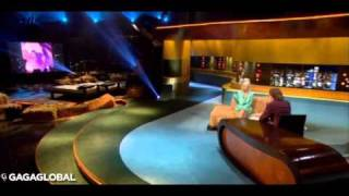 Lady Gaga on the Jonathan Ross Show [Unseen clip] - Gagaglobal.org