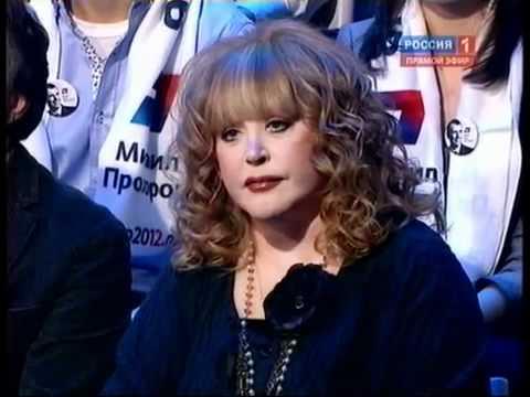 Жириновский опустил Аллу Пугачёву.flv