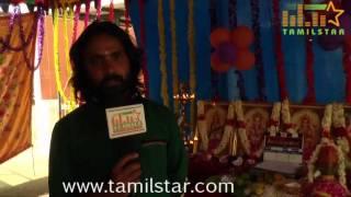 Snehan at Gilli Bambaram Goli Movie Launch