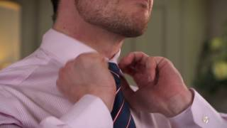 How to tie a tie – our video shows you one of the skills every man should have: how to tie a Windsor knot.Shop ties: http://po.st/windsorknotFrom our TV adverts to recipes, inspiration or styling tips discover the M&S YouTube channel and subscribe! http://bit.ly/1FlkeqnFacebook: http://po.st/QnK3OzTwitter: http://po.st/aURxWhInstagram: http://po.st/PqiojDPinterest: http://po.st/QFrmtFGoogle+: http://po.st/Kv4Yr3