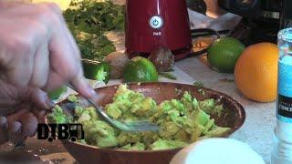 Download Lagu Krystal Keith Makes Fresh Salsa & Guacamole - COOKING AT 65MPH Ep. 3 Mp3