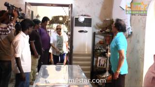 Director Ramanarayanan Passed Away Part 3