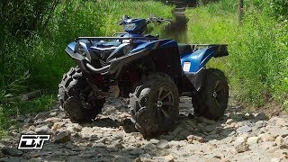 9. Full REVIEW: 2019 Yamaha Grizzly 700 SE