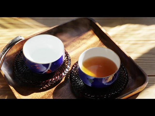 がばい農園「おいしいお茶の淹れ方」商品動画