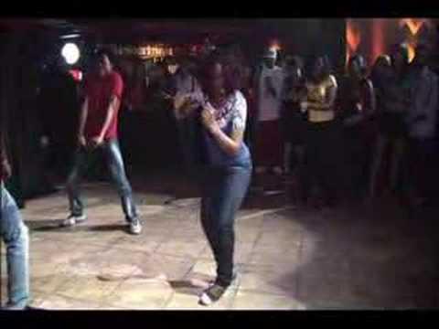 Kizomba - Ombaka Kuduro dança angolana