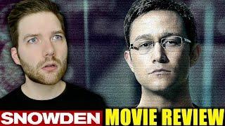 Snowden - Movie Review by Chris Stuckmann