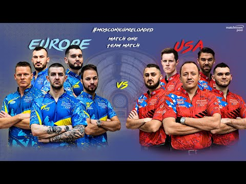 Mosconi Cup Reloaded: Team Match