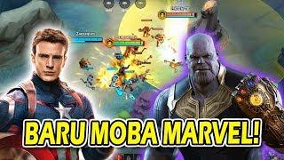 Video BARU MOBA MARVEL SUPERHERONYA KEREN SEMUA LANGSUNG KETAGIHAN PASTI MP3, 3GP, MP4, WEBM, AVI, FLV Januari 2019