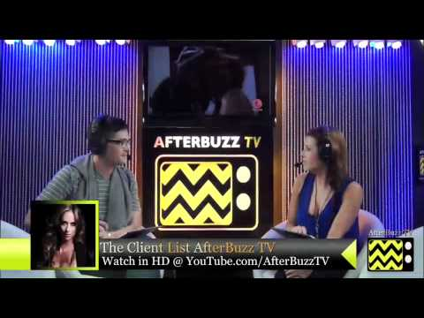 "The Client List After Show Season 1 Episode 8 "" Games People Play "" 