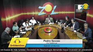 Pedro Sevcec comenta las reacciones sobre las declaraciones ofensivas de Trump a algunos paises
